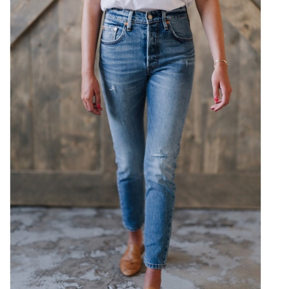 814e79a93f8 Levi's Jeans   Levis 501 Skinny Stretch Blues Post Modern   Poshmark